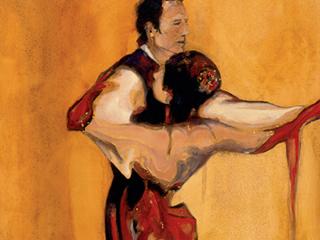 Dancers in the Wine, Part 1.