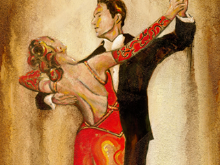 Dancers in the Wine, Part 2.