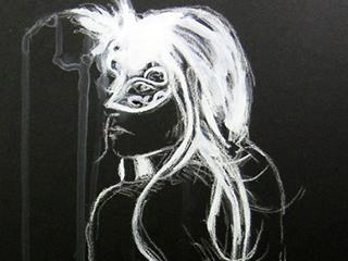 Mask Nude Studies 7-12