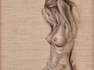 Nude on Linen #4