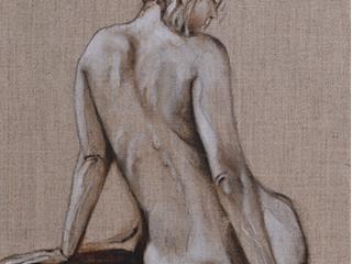 Nude on Linen #6