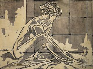 Matte Nude #1