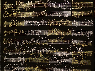Bach in Gold and Silver, 2016