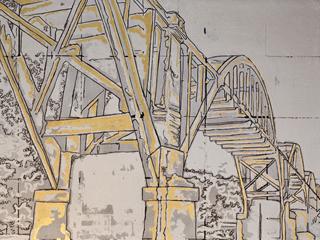 The Cotter Bridge, 2015-2017.
